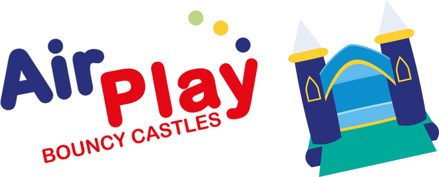 Airplay Bouncy Castles Retina Logo